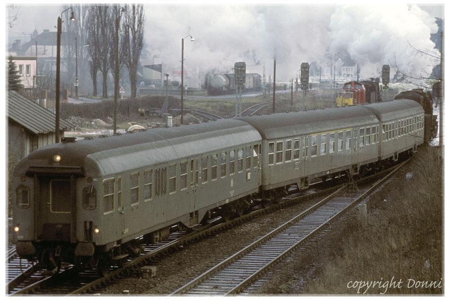 1973: N4066 mit 023 036