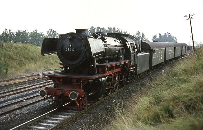 1967: P1529 mit 23 019