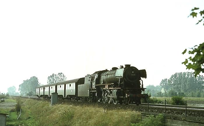 1967: E4645 mit 23 067