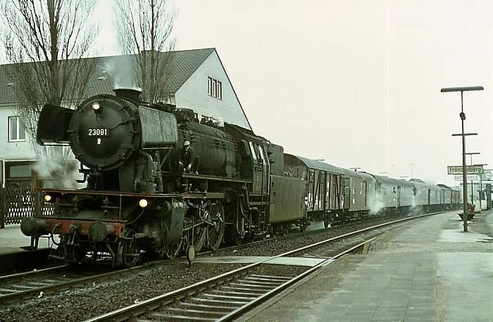1968: P2249 mit 23 091