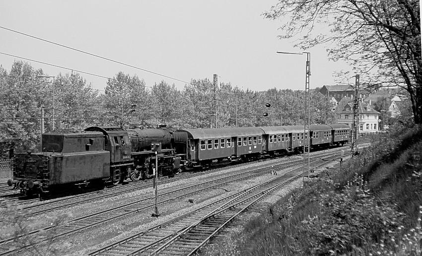 1975: N5674 mit 023 075