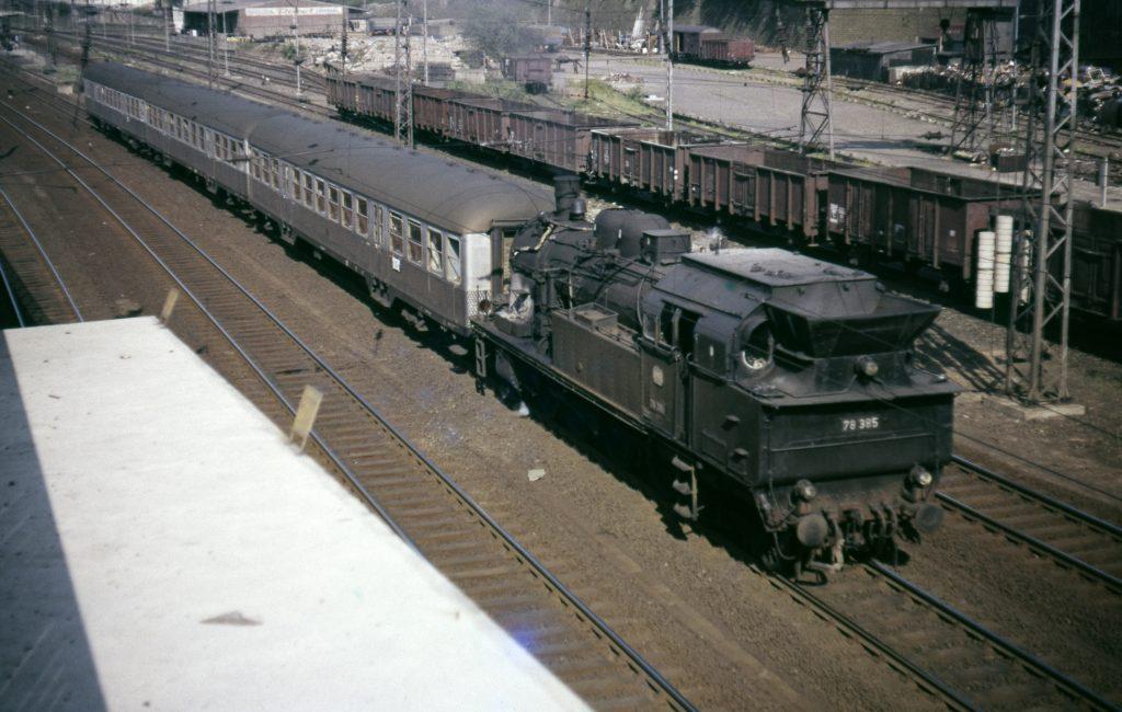 Mai 1965: 78 385 in Wuppertal Barmen